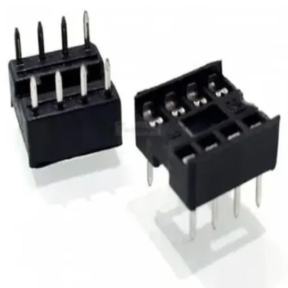Base para circuito integrado 8p