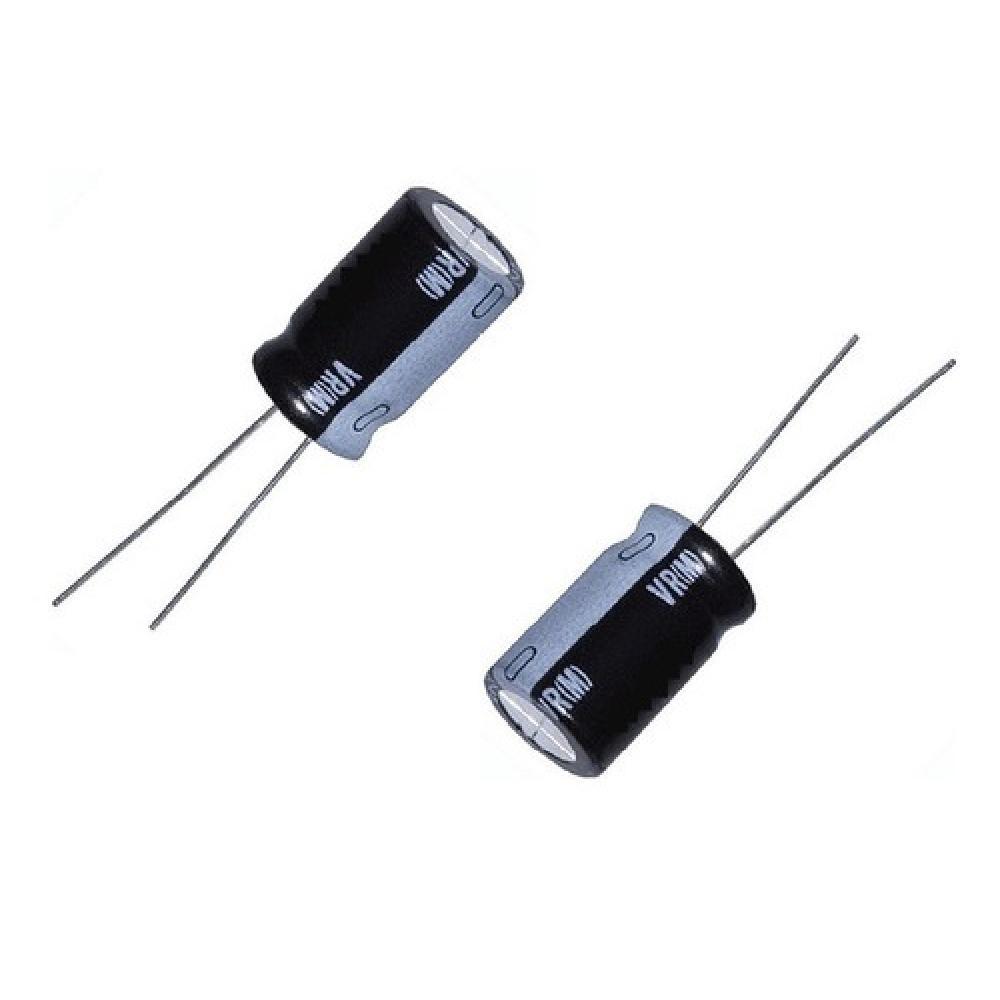 Capacitor Electrolitico 470uf 25v